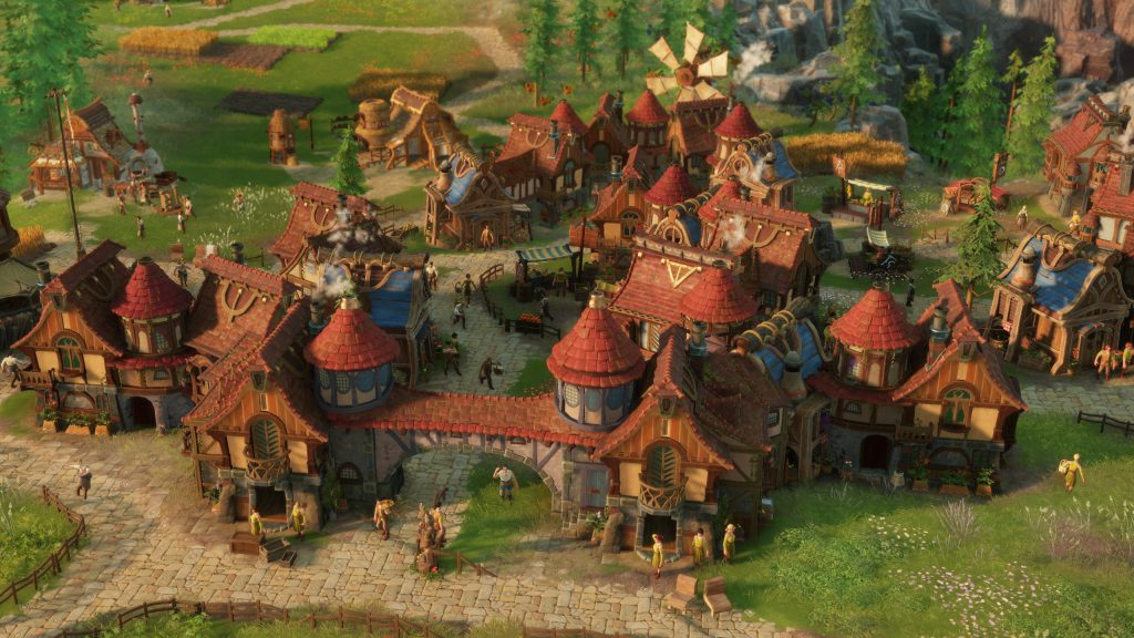 The-Settlers-Town
