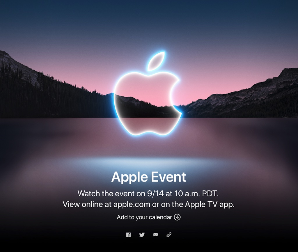 Apple Event Fall 2021